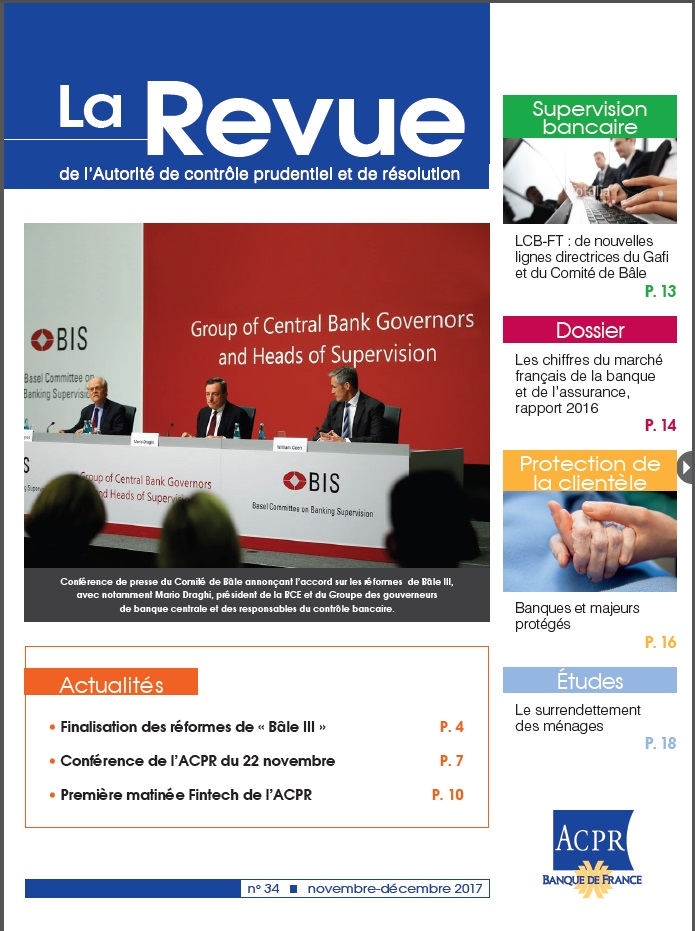 La revue de l 39 acpr banque de france for Revue de www houseplans com